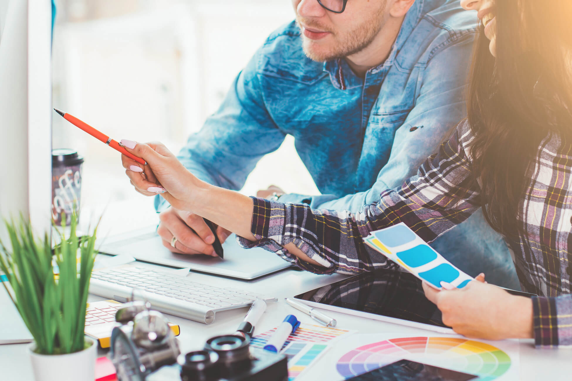 Web Design Services in the UK | Duel Digital Web Design Agency